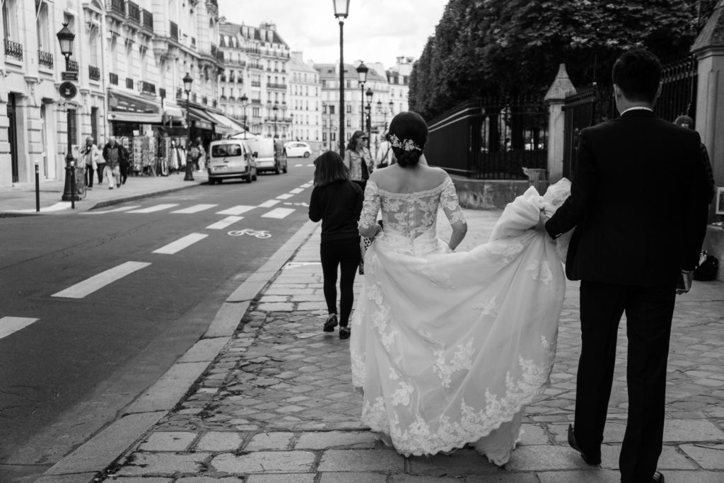 Wedding Street Photography